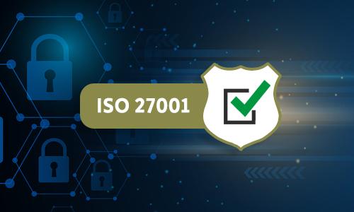 ffiqs subsidiemanagement ISO 27001 gecertificeerd