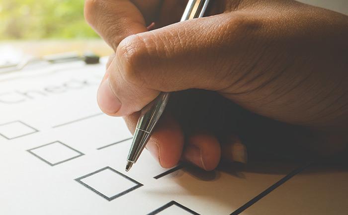 Maak van uw WBSO-deskcontrole een succes door een goede en efficiënte voorbereiding
